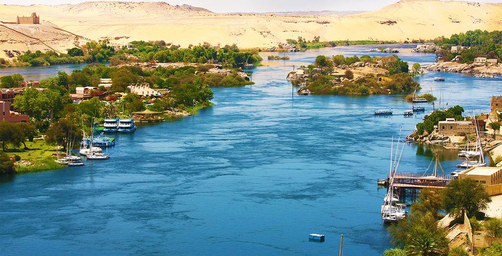 Et remontez le Nil...