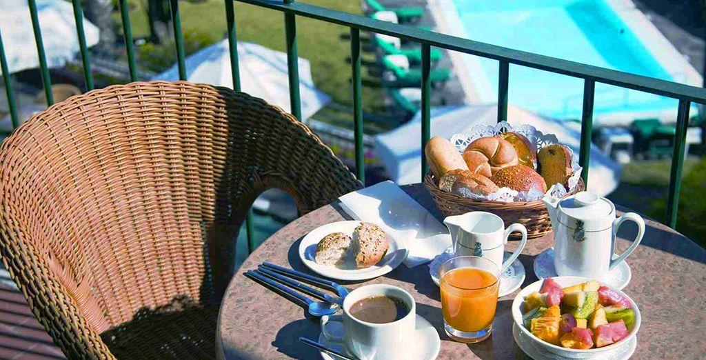 Et votre formule petit-déjeuner vous laissera plus de libertés