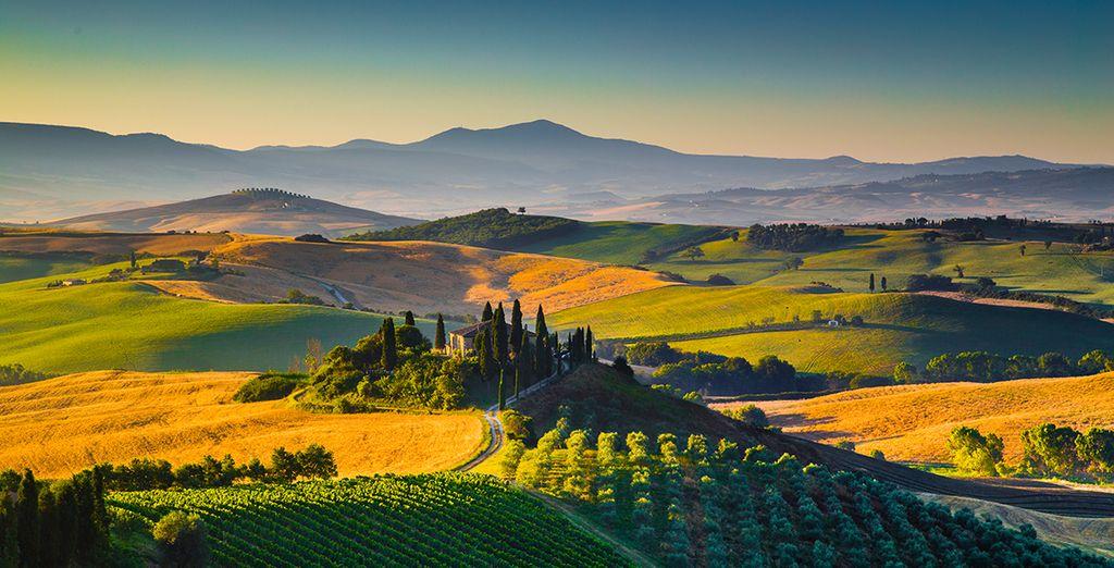 en Toscane ?