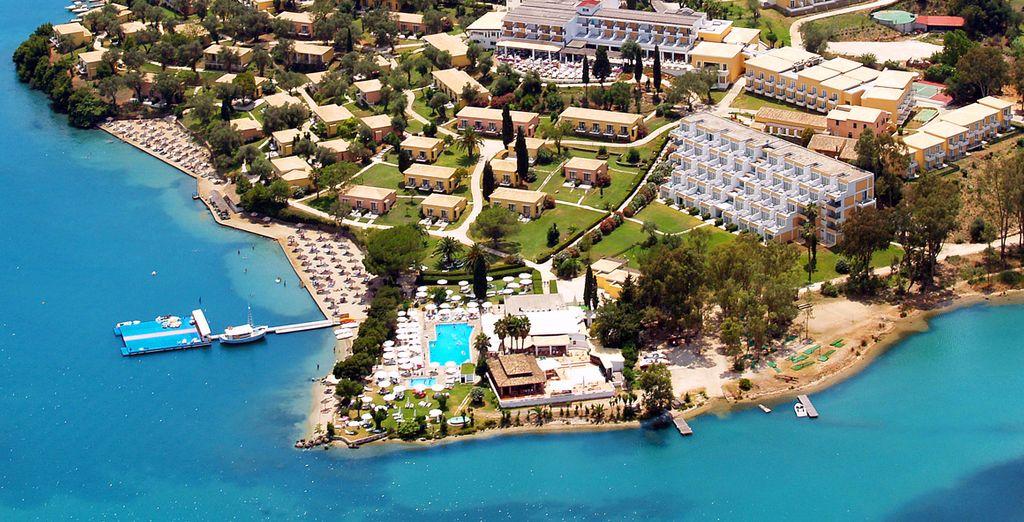 Envie d'une échappée sur l'un des plus îles de Grèce ? -  Hôtel Louis Corcyra 4* Corfou