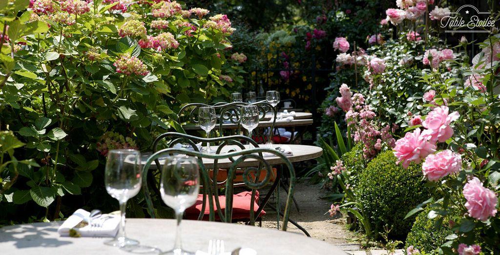 Offrez-vous une parenthèse bucolique - Hôtel - Restaurant Les Etangs de Corot 1* Michelin Ville-d'Avray