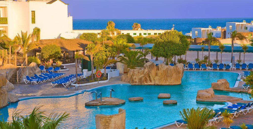 Bienvenue à Lanzarote ! Une destination farniente aux Canaries...