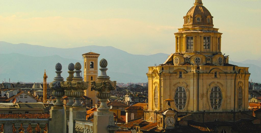 Partez à la rencontre des trésors baroques de Turin