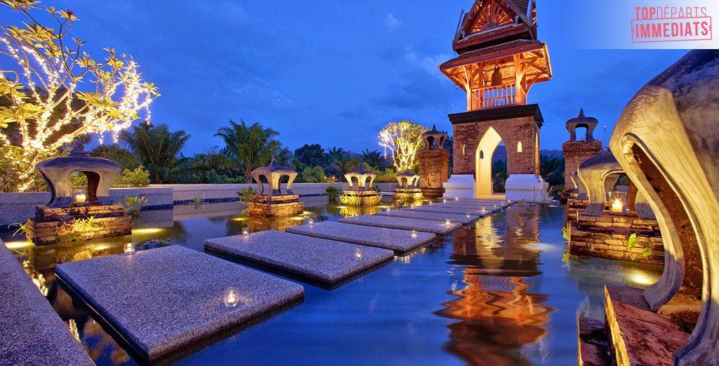 Bienvenue en Thaïlande !