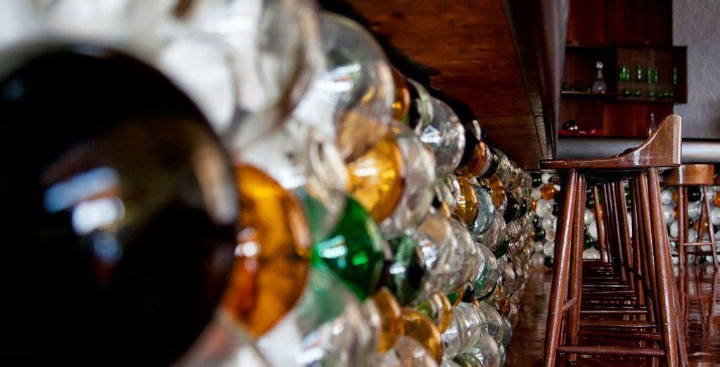Pour finir cette journée avec un dernier verre au bar...