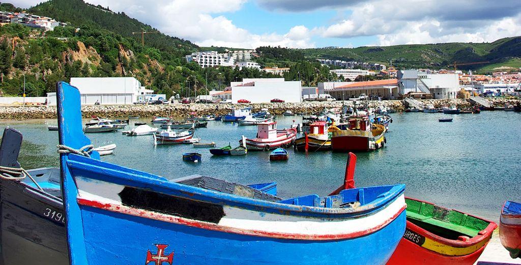 L'agréable ville de Sesimbra s'offre à vous