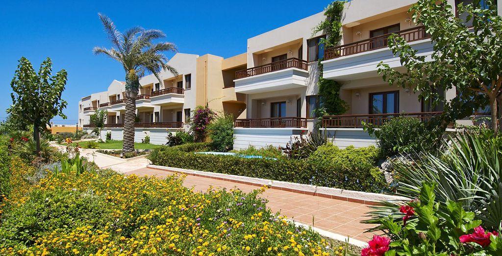 L'Asterion Beach & Suites 5* vous accueille !