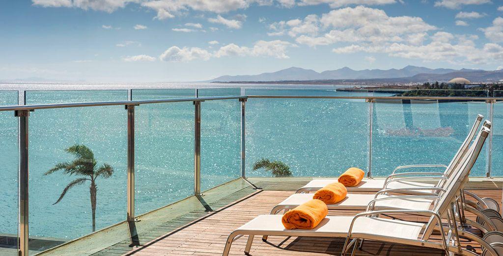 Offrez-vous une douce escapade à Lanzarote...
