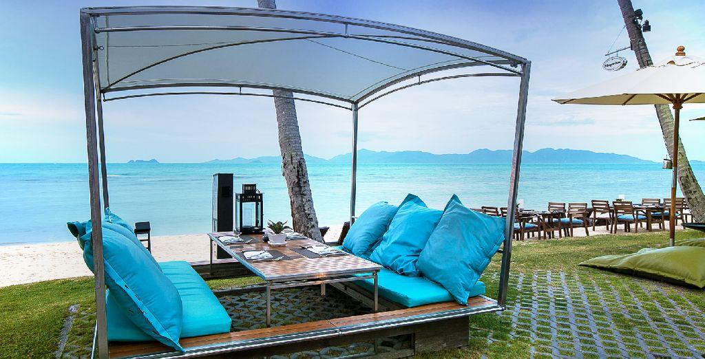 Le Sea Koh Samui n'attend que vous pour des vacances exceptionnelles