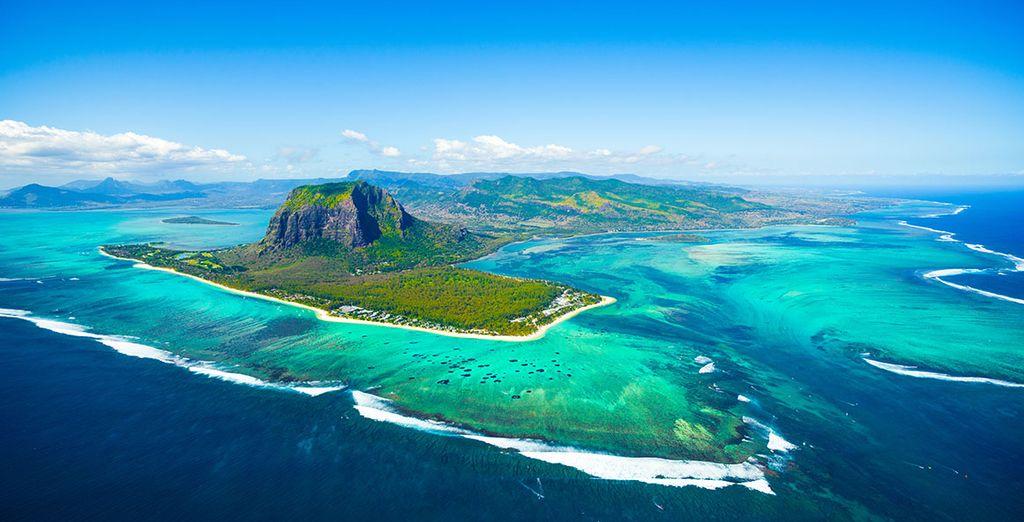 Partez au soleil sur l'île Maurice