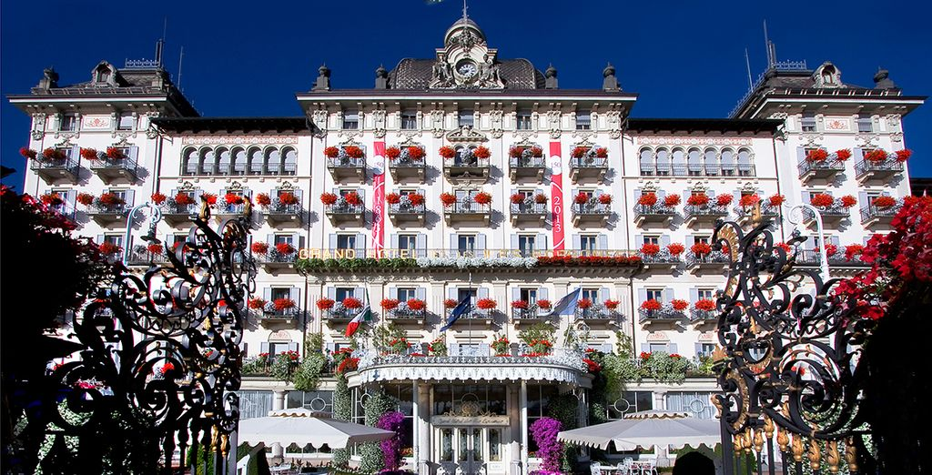 Le Grand Hotel des Iles Borromées vous ouvre ses portes