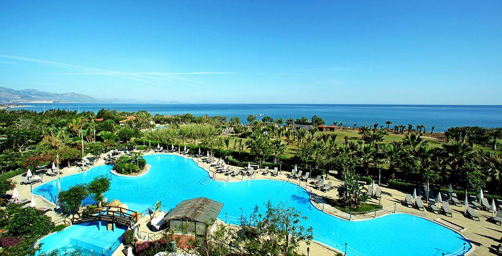 Bienvenue au Fiesta Hotels & Resort 4* - Fiesta Hotels & Resort 4* Cefalu