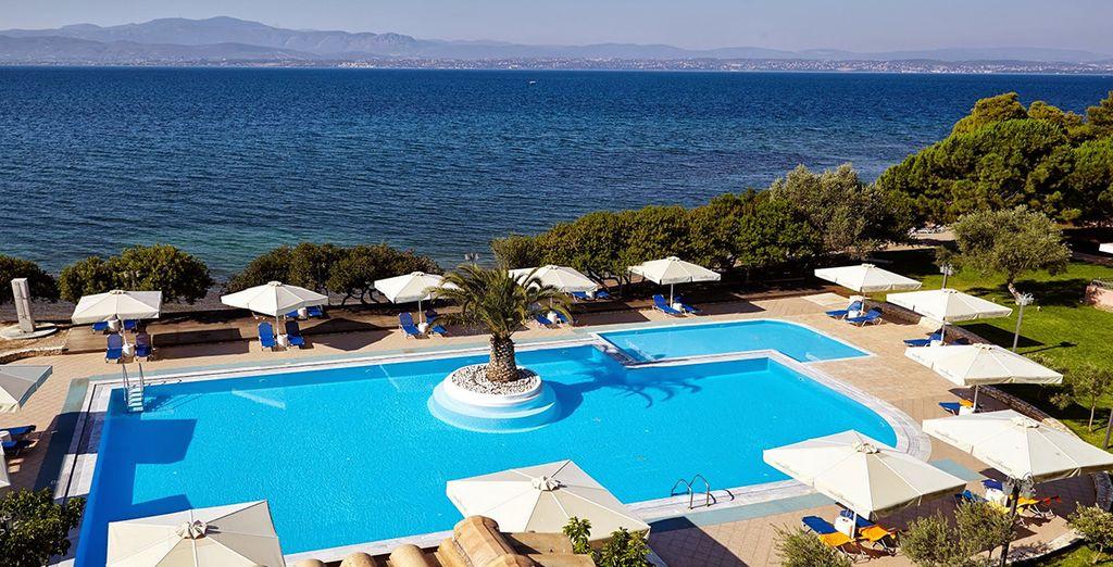 Le Negroponte Resort vous invite