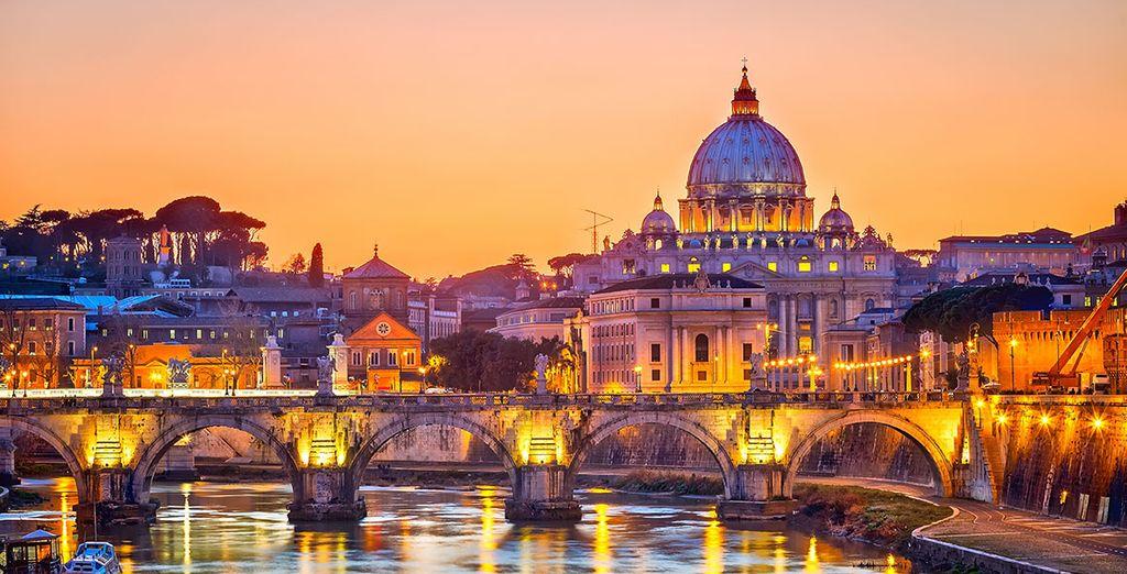 Les couleurs de Rome