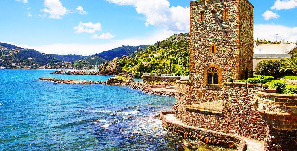 Prenez la direction de la Côte d'Azur !
