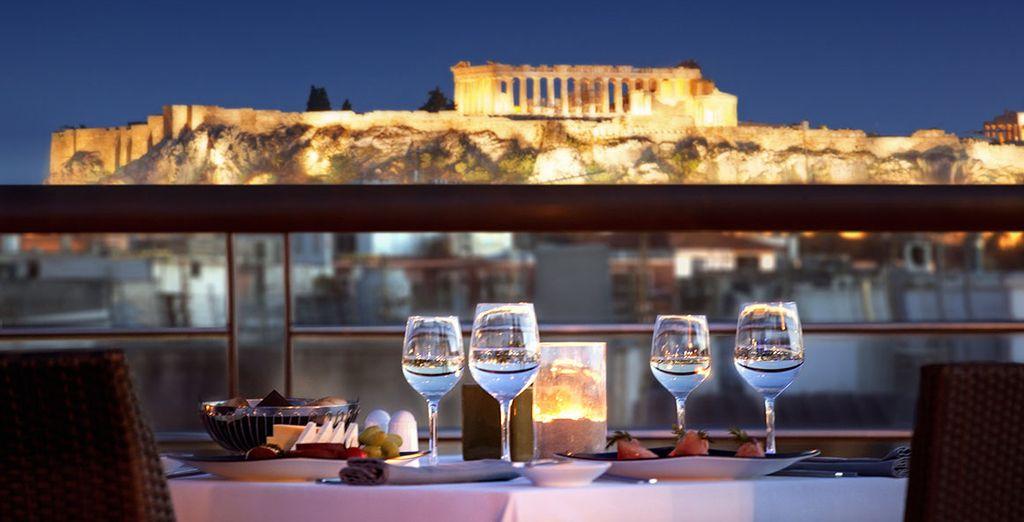Hôtel Melia Athens 4*