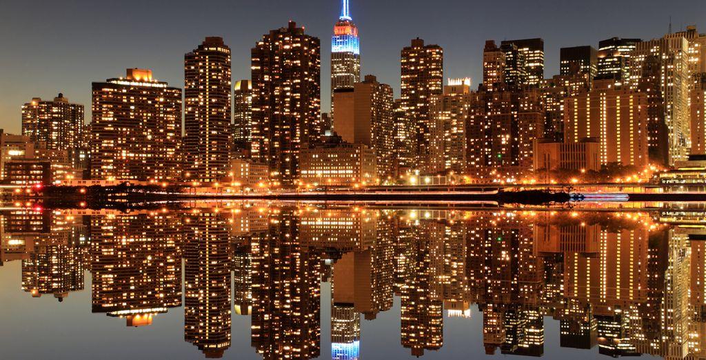 New York va vous faire chavirer...