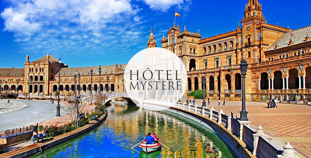 Bienvenue sous le soleil de Séville