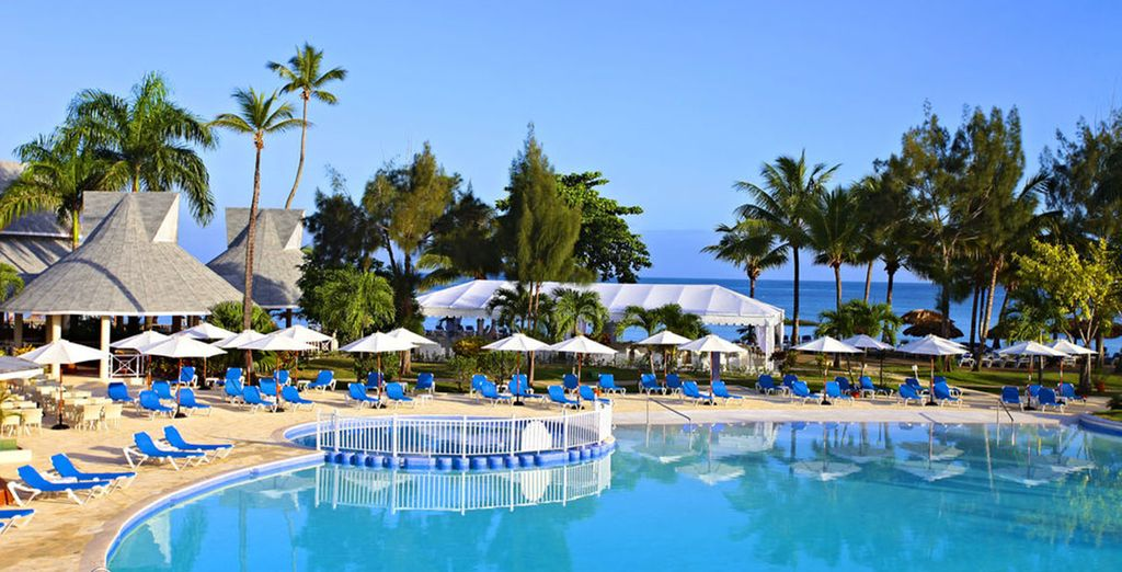 Les plages de sable blond n'attendent que vous... - Hôtel Grand Bahia Principe San Juan 5* San Juan