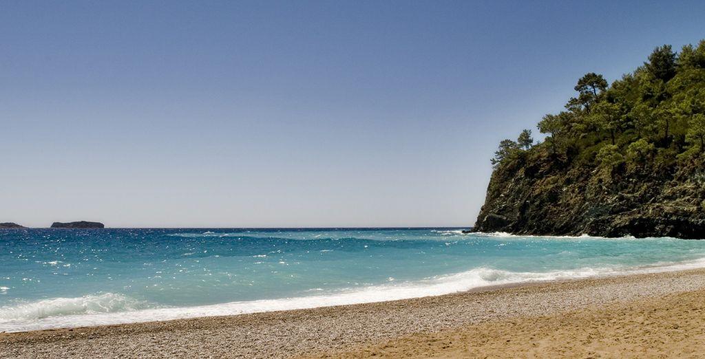 Le long de la côte Egéenne