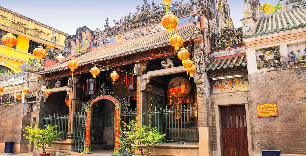 Commencez votre séjour à Ho Chi Minh