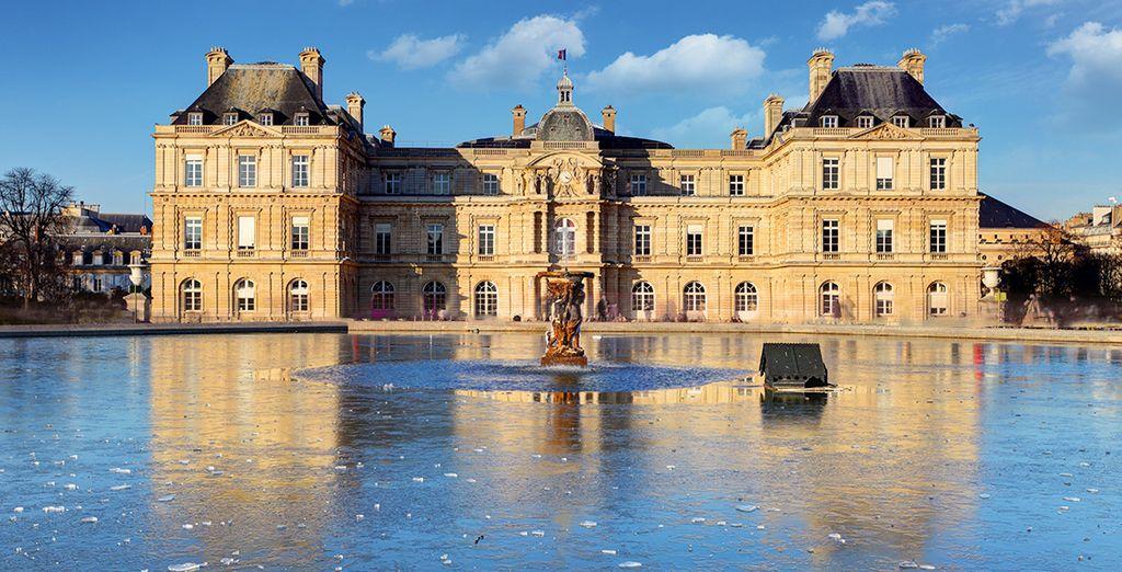 Partez à la découverte cette capitale ! - Hôtel Melia Luxembourg 4* Luxembourg