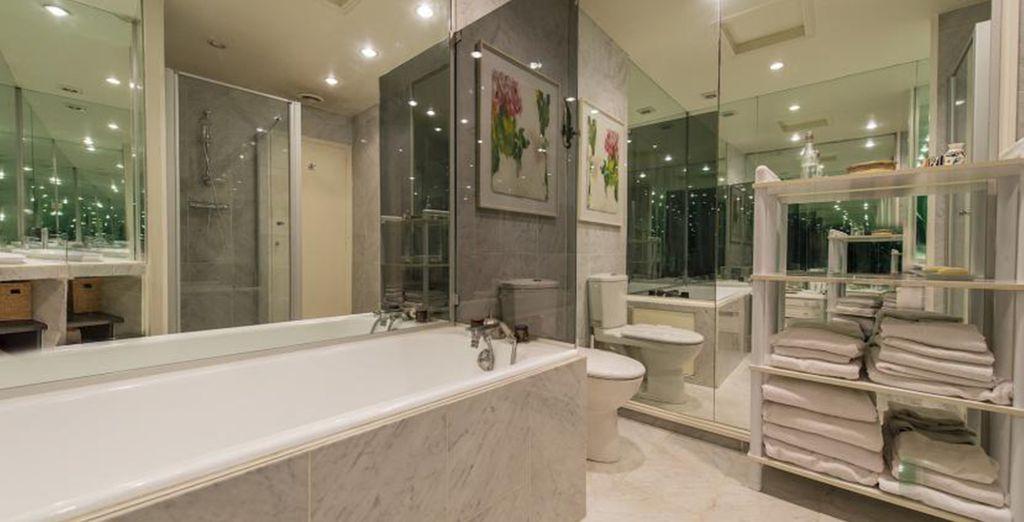Votre salle de bains moderne ...