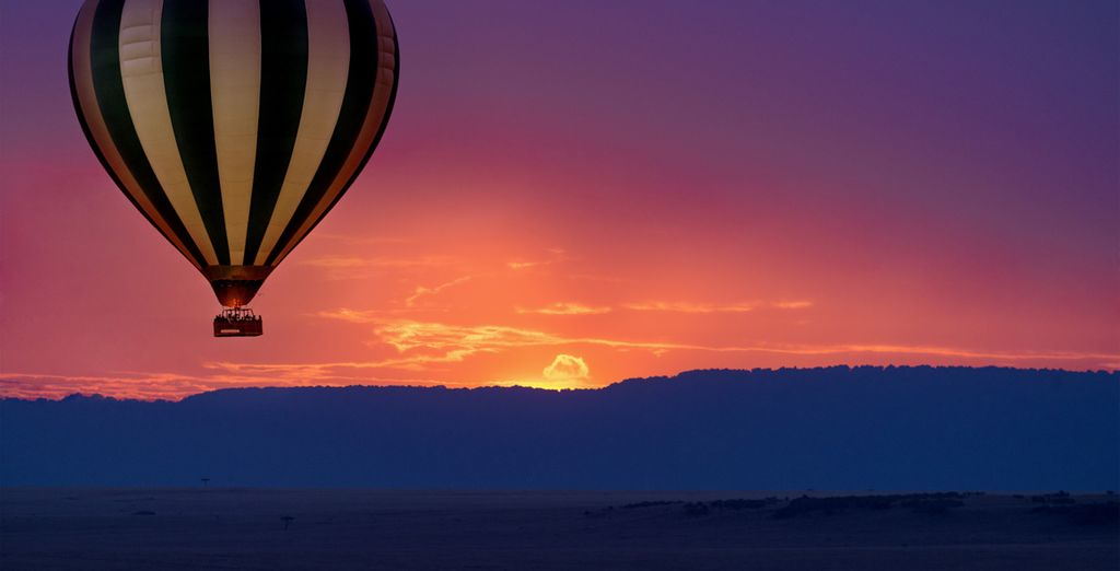 Passez un merveilleux séjour au Kenya...