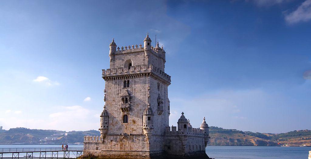 près de Lisbonne !
