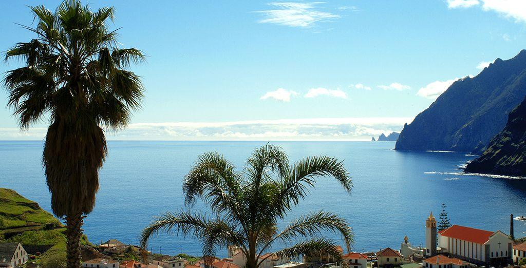 Envolez-vous pour Madère - Hôtel Royal Savoy 5* Funchal