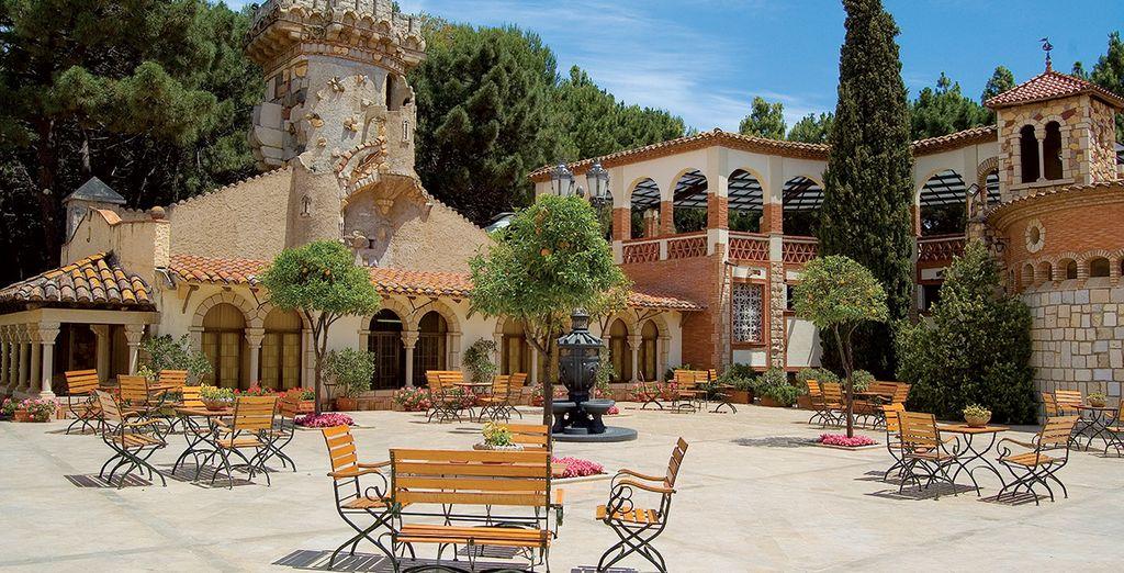 Que diriez-vous de vous installer sur cette terrasse ?