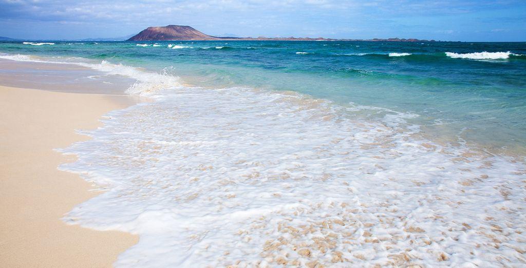 À la découverte des paysages de cette île classée Réserve de la Biosphère...