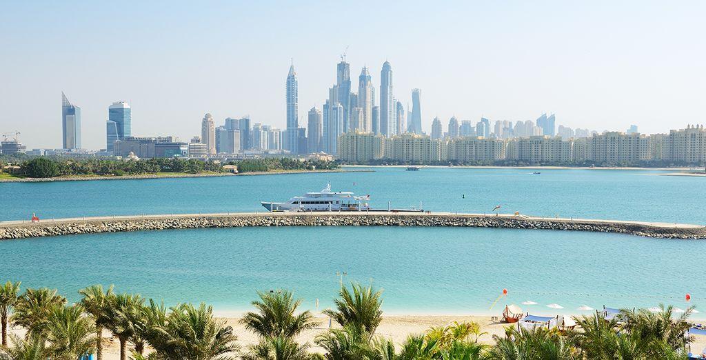 Sur le Golfe Persique...