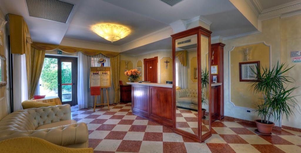 Découvrez une adresse de charme...  l'hôtel Russo Palace 4*