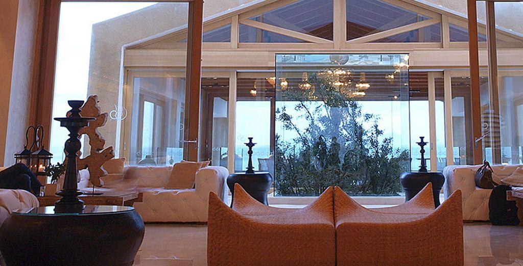 Découvrez votre luxueux hôtel Blue Dome Mitsis 5*