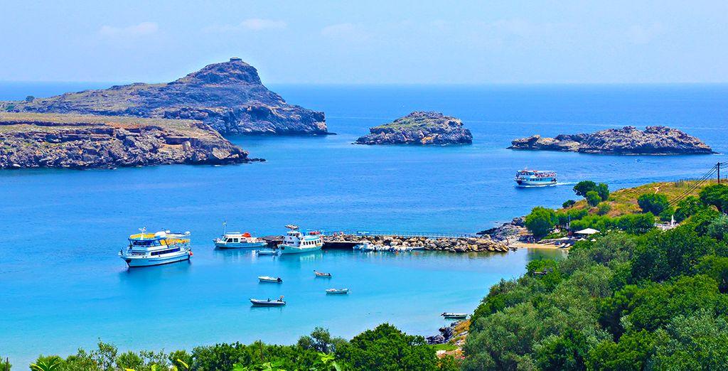 La Grèce avec Voyage Privé