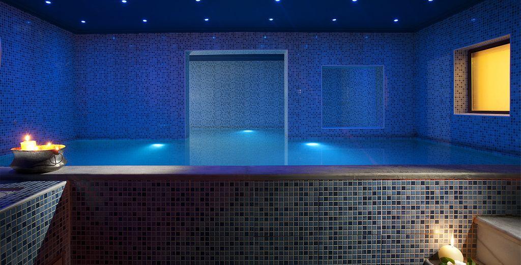 Rendez-vous au Spa pour une relaxation absolue...