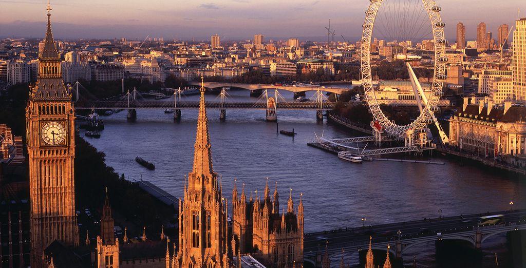 Partez à Londres et visitez les Studios Harry Potter