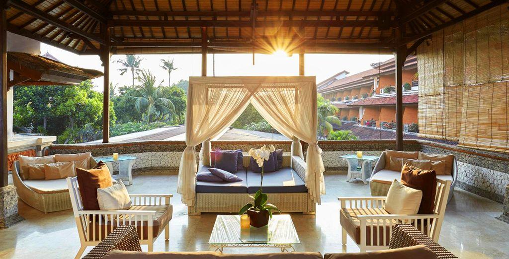 Jusqu'à l'hôtel Sol Beach House Benoa Bali
