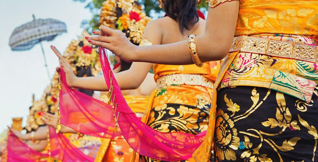 Découvrez la culture colorée de l'île