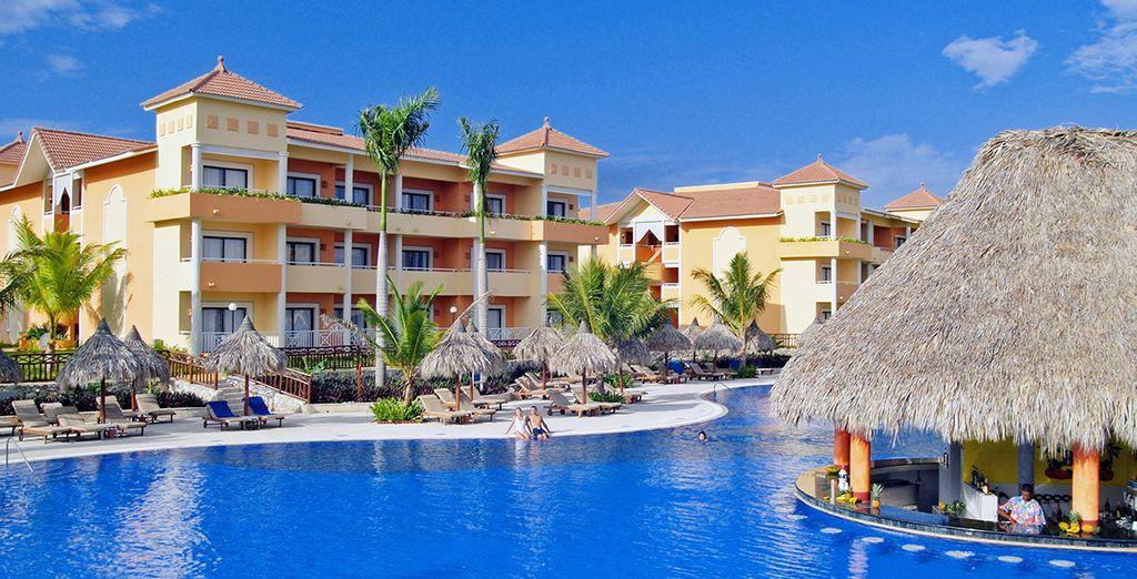 Vous apprécierez la grande piscine extérieure... - Grand Bahia Principe Punta Cana 5* Punta Cana