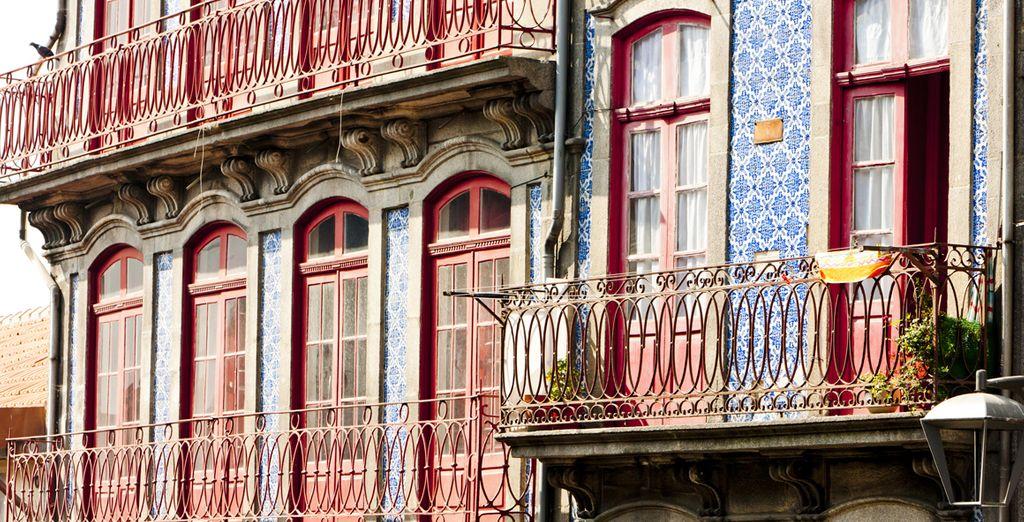Avant de partir découvrir le charme de la ville de Porto