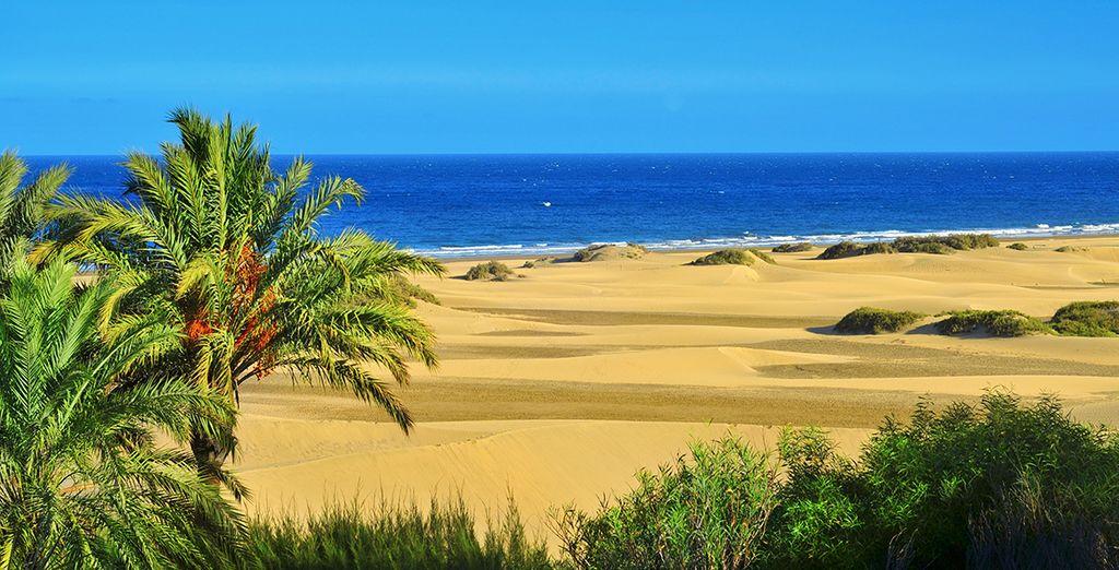 Grande Canaries avec Voyage Prive