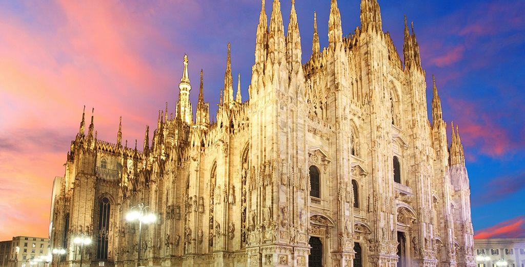 Et laissez-vous pleinement charmer par l'esprit unique de Milan