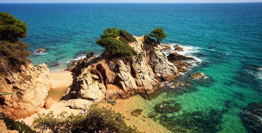Et découvrez la beauté sauvage de la côte catalane !