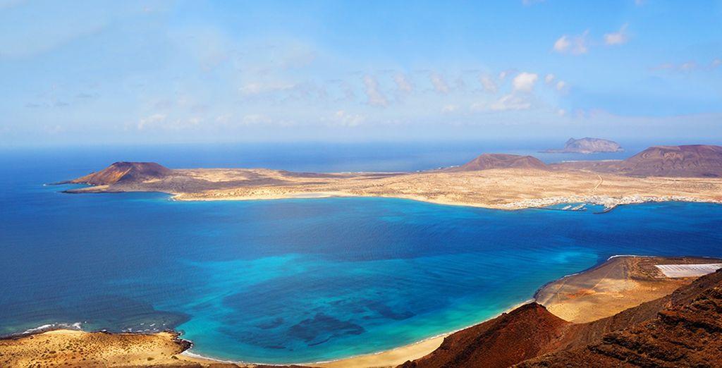 Que diriez-vous de visiter Lanzarote ?  - Hôtel Vitalclass Lanzarote Spa & Wellness Resort 4* Costa Teguise