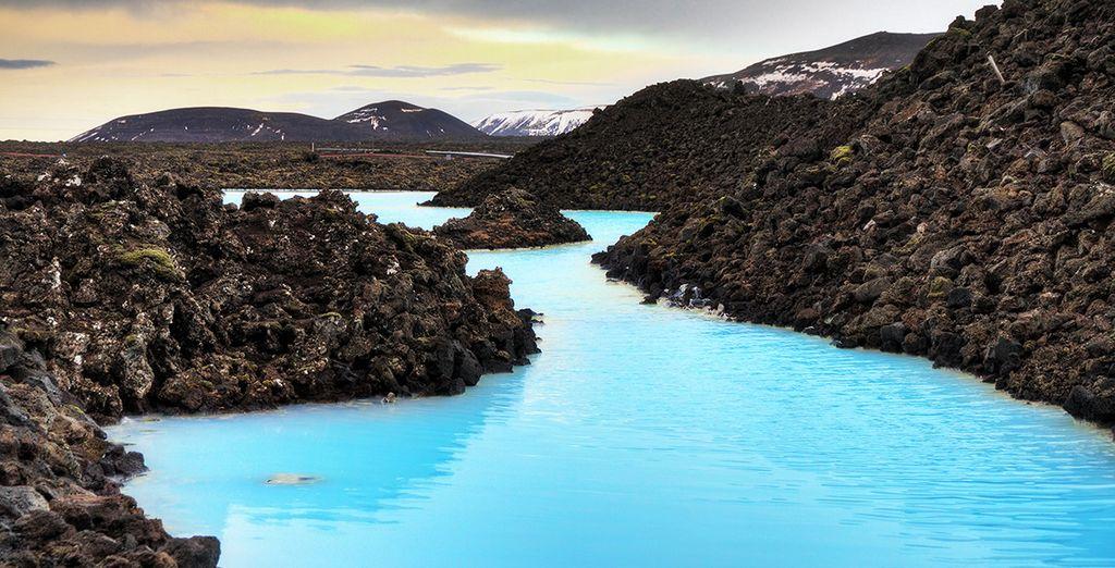 Les paysages incroyables d'Islande