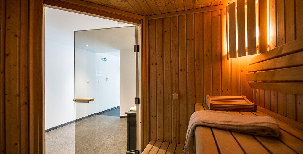 Du sauna...