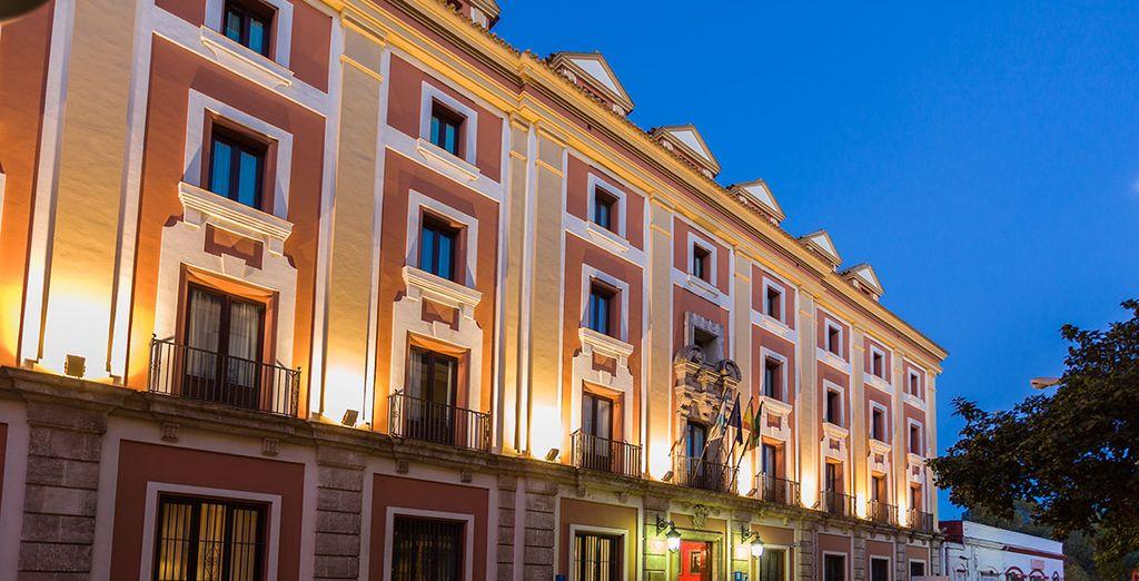 Bienvenue à l'hôtel Los Jandalos Jerez !