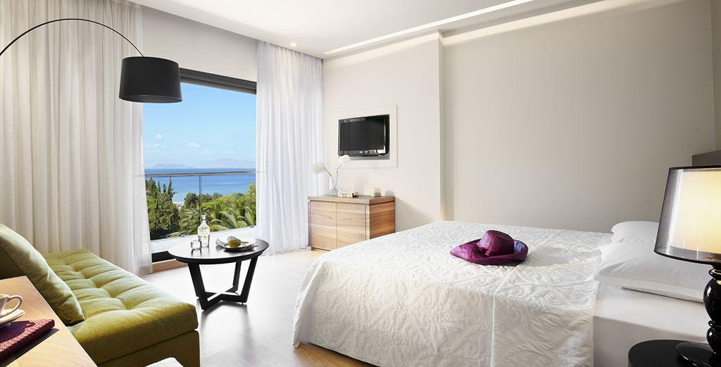 Posez vos valises au Marbella Beach 5* de Corfou - Hôtel Marbella Beach 5* Corfou